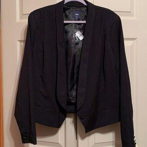 NWT GAP black blazer size 20